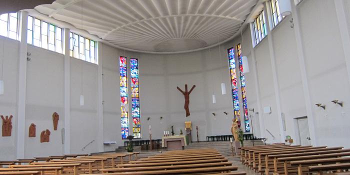 kirchenraum entdecken katholisch